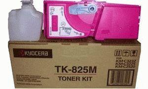 Заправка картриджа Kyocera TK-825M (1T02FZ0EU0)