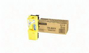Заправка картриджа Kyocera TK-825Y (1T02FZAEU0)