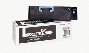 Заправка картриджа Kyocera TK-880K (1T02KA0NL0)
