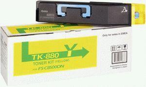 Заправка картриджа Kyocera TK-880Y (1T02KAANL0)