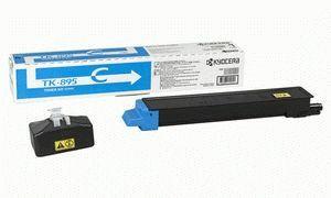 Заправка картриджа Kyocera TK-895C (1T02K0CNL0)