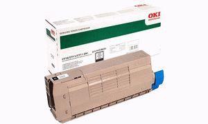 Заправка картриджа OKI 43866124