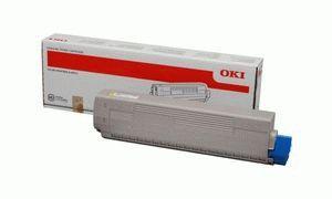 Заправка картриджа OKI 44643005