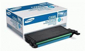 Заправка картриджа Samsung C508L (CLT-C508L)