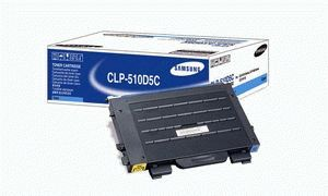 Заправка картриджа Samsung CLP-510D3K