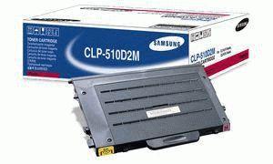 Заправка картриджа Samsung CLP-510D5M