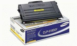 Заправка картриджа Samsung CLP-510D5Y