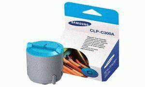 Заправка картриджа Samsung CLP-C300A