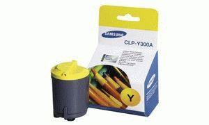 Заправка картриджа Samsung CLP-Y300A
