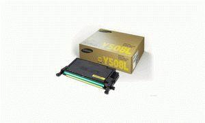 Заправка картриджа Samsung Y508L (CLT-Y508L)