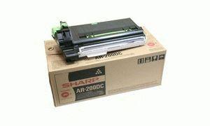 Заправка картриджа Sharp AR200DC