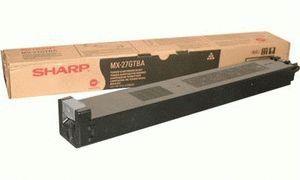 Заправка картриджа Sharp MX27GTBA