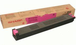 Заправка картриджа Sharp MX27GTMA