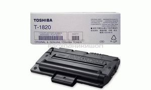 Заправка картриджа Toshiba T-1820 (PS-ZT-1820)