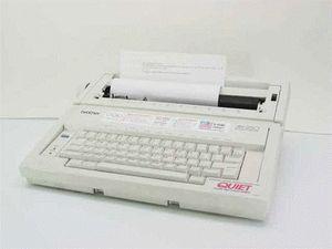 ремонт принтера BROTHER AX-250