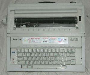 ремонт принтера BROTHER AX-350
