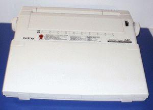 ремонт принтера BROTHER CORRECTRONIC 340