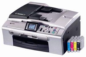 ремонт принтера BROTHER DCP-540CN