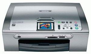 ремонт принтера BROTHER DCP-750CW