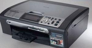 ремонт принтера BROTHER DCP-770CN
