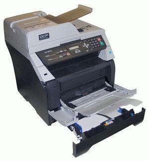 ремонт принтера BROTHER DCP-8070D