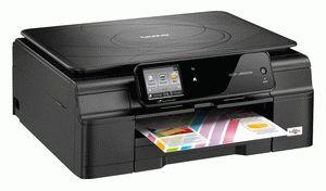 ремонт принтера BROTHER DCP-J552DW