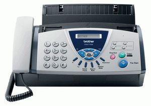 ремонт принтера BROTHER FAX-T104