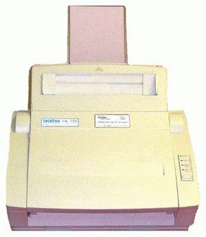 ремонт принтера BROTHER HL-720