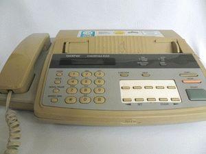 ремонт принтера BROTHER INTELLIFAX-620