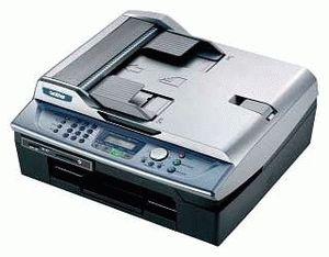 ремонт принтера BROTHER MFC-425CR