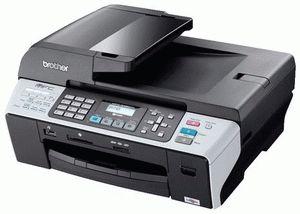 ремонт принтера BROTHER MFC-5490CN