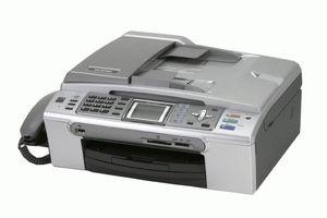 ремонт принтера BROTHER MFC-665CW