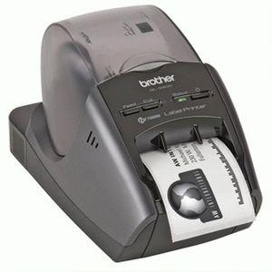 ремонт принтера BROTHER QL-580N