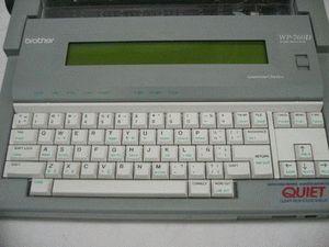 ремонт принтера BROTHER WP-760D