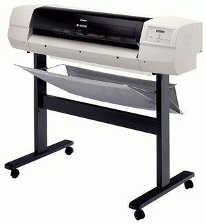 ремонт принтера CANON BJ-W3000