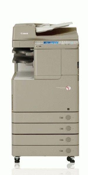 ремонт принтера CANON IMAGERUNNER ADVANCE C2020I