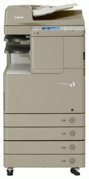 ремонт принтера CANON IMAGERUNNER ADVANCE C2025I
