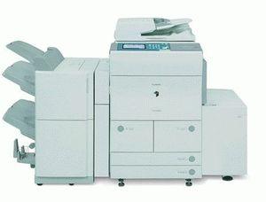 ремонт принтера CANON IMAGERUNNER C6870U