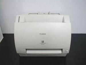 ремонт принтера CANON LBP250