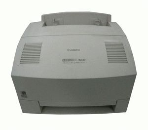 ремонт принтера CANON LBP460