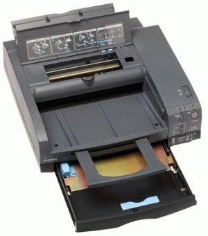 ремонт принтера CANON LR1 PRINT STATION