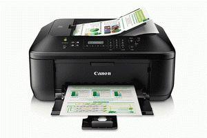 ремонт принтера CANON PIXMA MX392