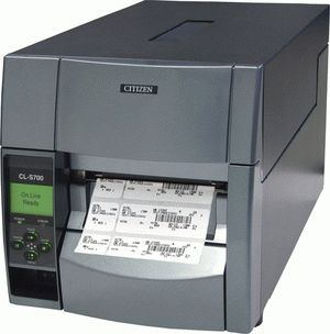 ремонт принтера CITIZEN CL-S700