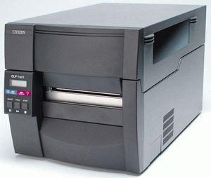 ремонт принтера CITIZEN CLP-7401