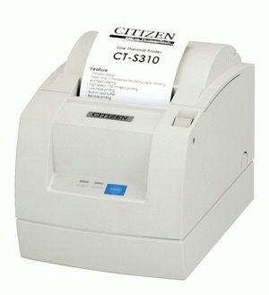ремонт принтера CITIZEN CT-S310