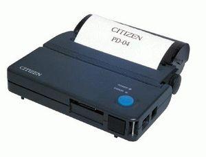 ремонт принтера CITIZEN PD-04