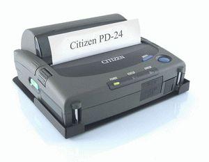 ремонт принтера CITIZEN PD24