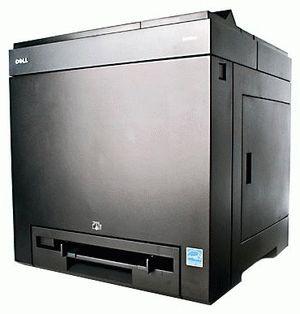 ремонт принтера DELL 2150CDN