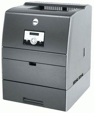 ремонт принтера DELL 3100CN LASER PRINTER