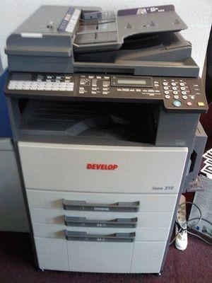 ремонт принтера DEVELOP INEO 210